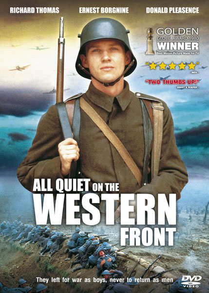 all quiet on the wester front Classic anti-war epic tells dire, exhausting tale read common sense media's all quiet on the western front review, age rating, and parents guide.