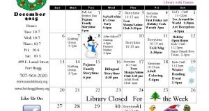 December Calendar