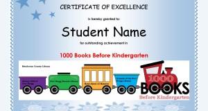 milestone certificate