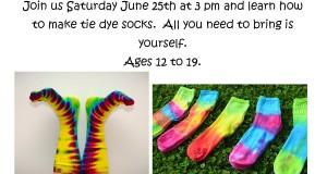 Teen Craft 6-25